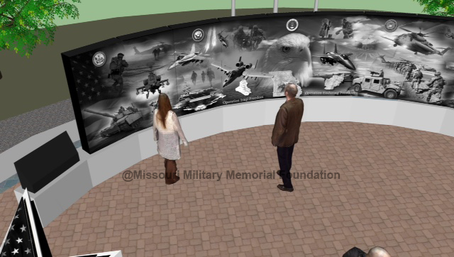 MMMF_Memorial Area 3 star version curved wall extended wall3