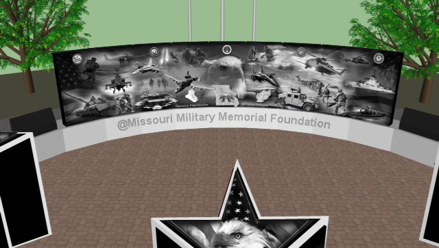 MMMF_Memorial Area 3 star version curved wall extended wall6